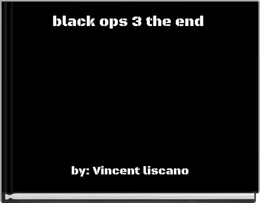 black ops 3 the end