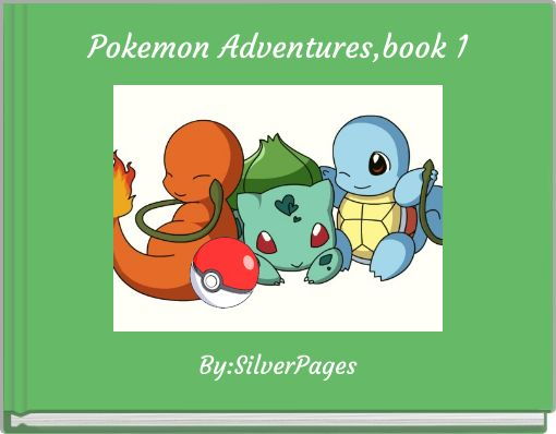 Pokemon Adventures,book 1