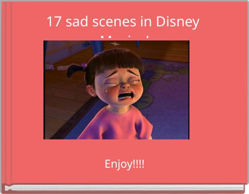 17 sad scenes in Disney Movies!