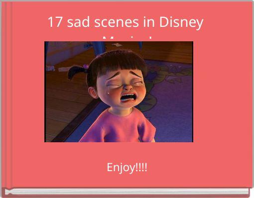 17 sad scenes in Disney Movies!