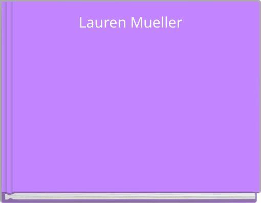 Lauren Mueller