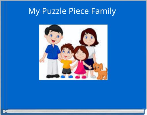 My Puzzle Piece  Family