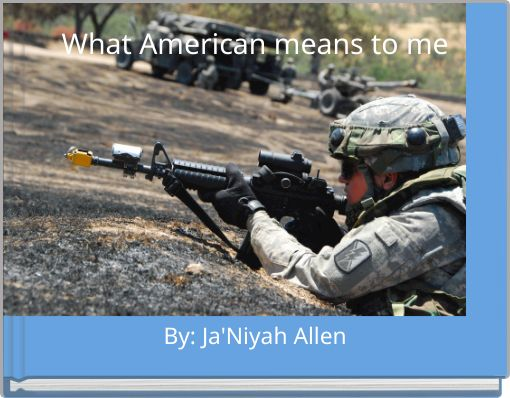 what it means to be an american 2 essay