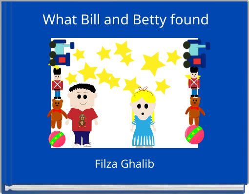 What Bill and Betty found