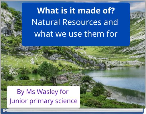 What is it made of?