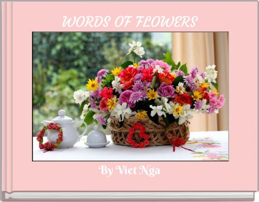 WORDS OF FLOWERS