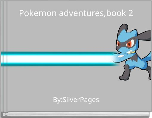 Pokemon adventures,book 2