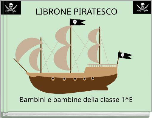 LIBRONE PIRATESCO