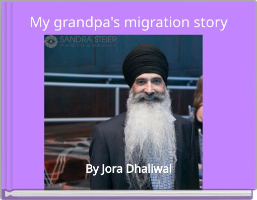 My grandpa's migration story
