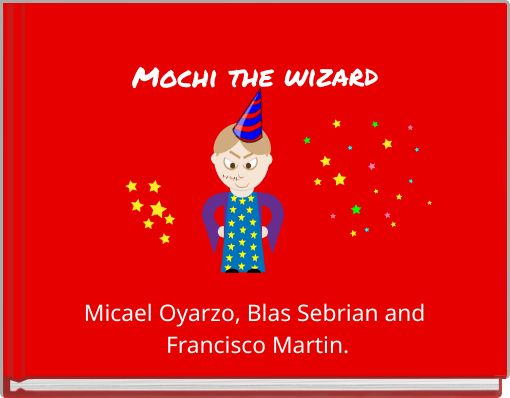 Mochi the wizard