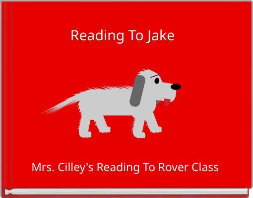 Reading To Jake