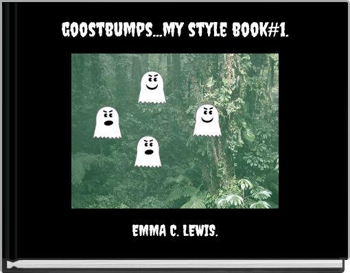 goostbumps...my style book#1.