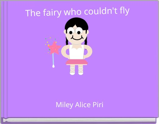 The fairy who couldn't fly