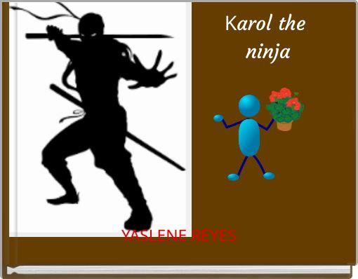 Karol the       ninja