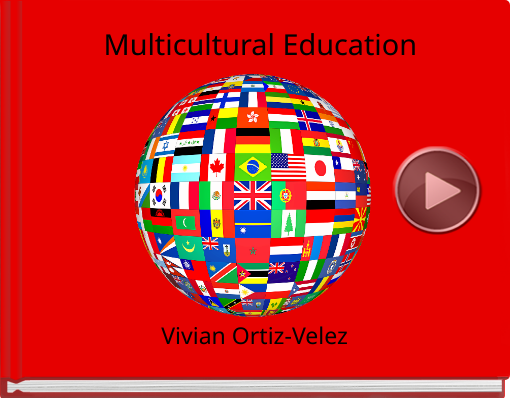 Book titled ' Multicultural Education'