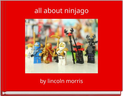 all about ninjago