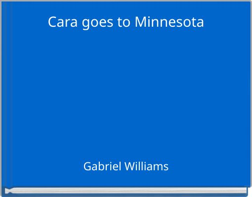 Cara goes to Minnesota