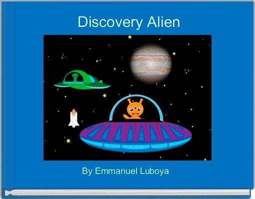 Discovery Alien