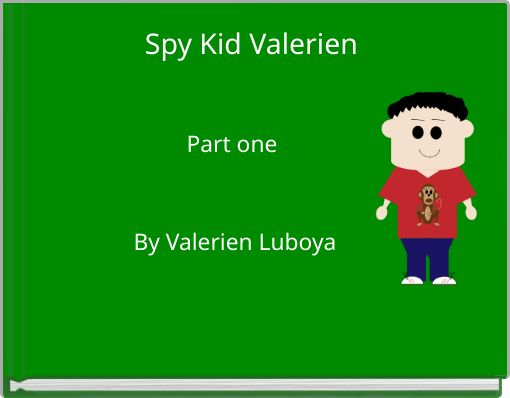 Spy Kid Valerien