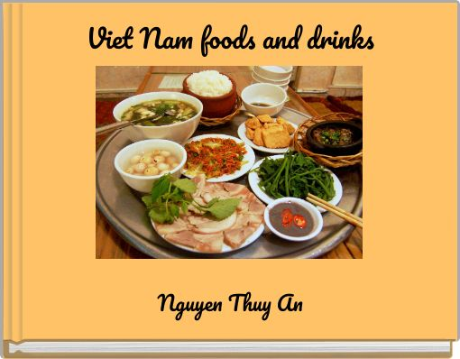 Viet Nam foods and drinks
