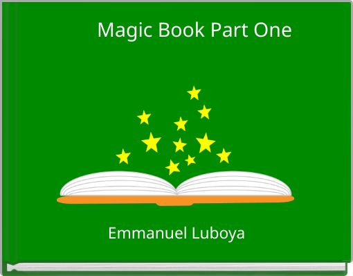 Magic Book Part One