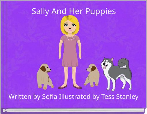 Sally And Her Puppies