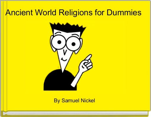 Ancient World Religions for Dummies
