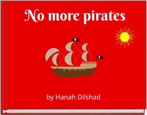 No more pirates