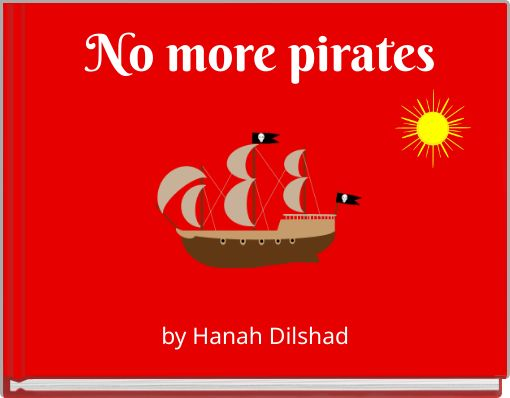 No more pirates