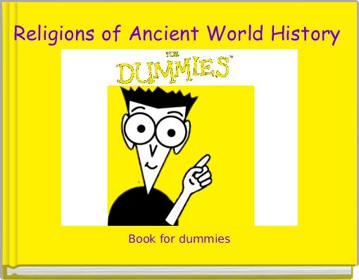 Religions of Ancient World History