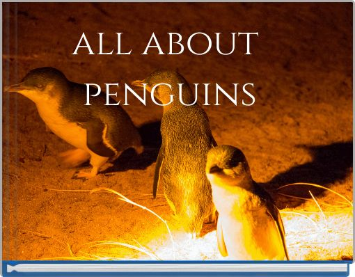 all about penguins