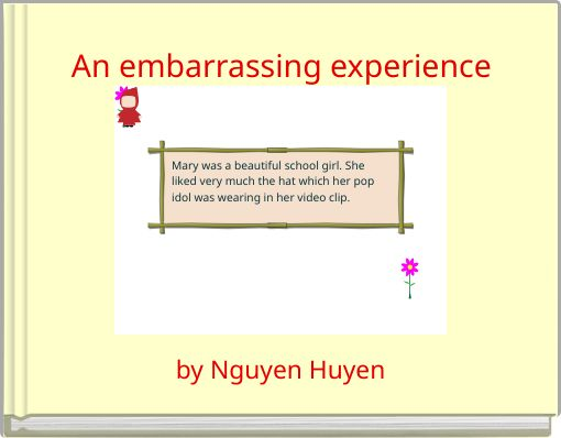 essay on an embarrassing experience