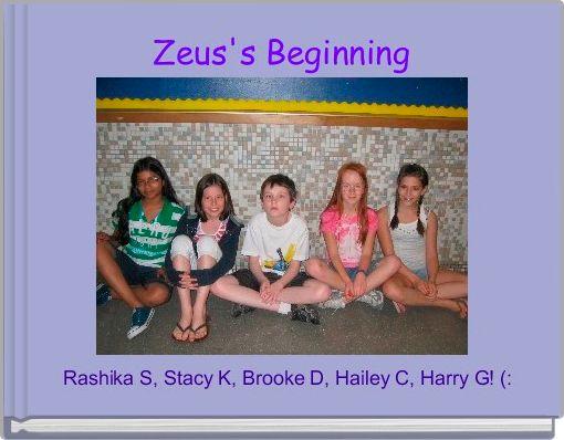 Zeus's Beginning