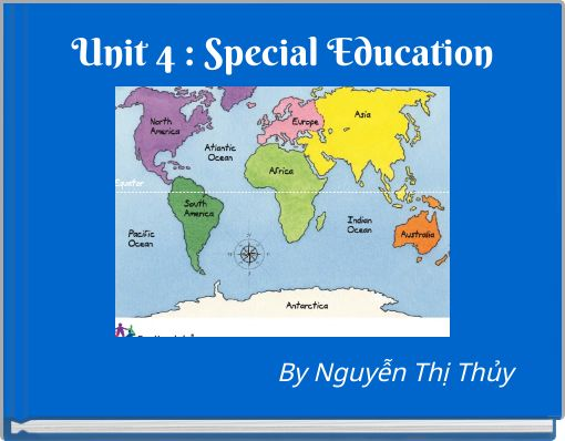 Unit 4 : Special Education