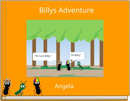 Billys Adventure