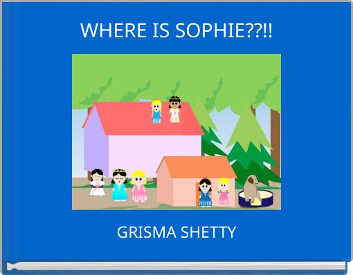 WHERE IS SOPHIE??!!