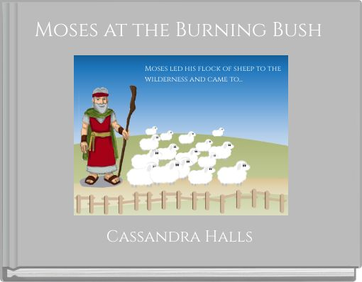 Moses at the Burning Bush