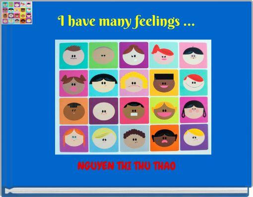 I have many feelings ...