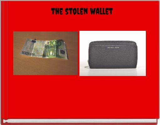 the stolen wallet