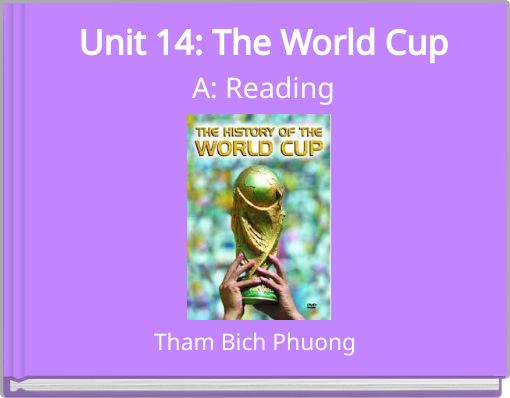 Unit 14: The World CupA: Reading
