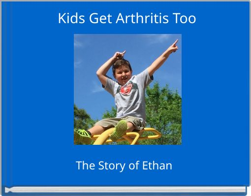 Kids Get Arthritis Too