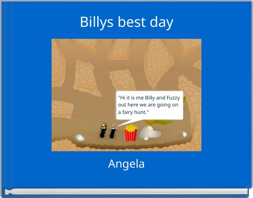 Billys best day