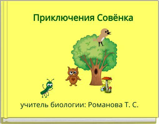 Приключения Совёнка