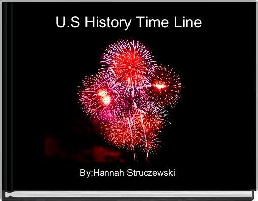 U.S History Time Line