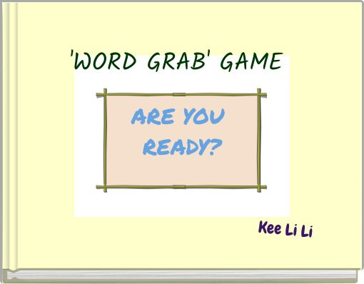 'WORD GRAB' GAME