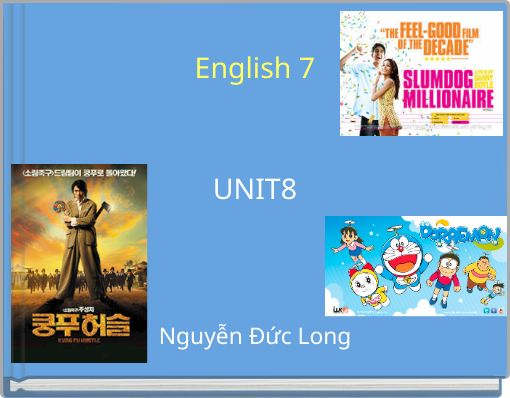 English 7UNIT8
