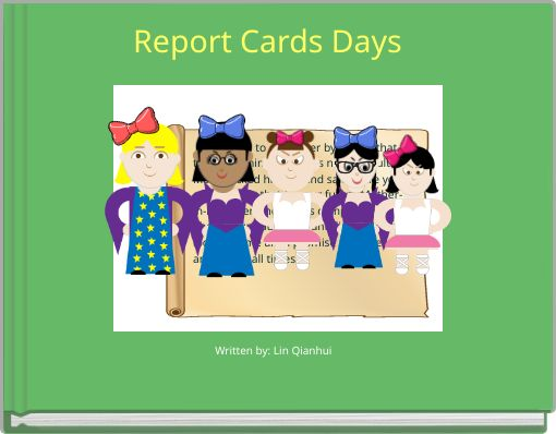Report Cards Days