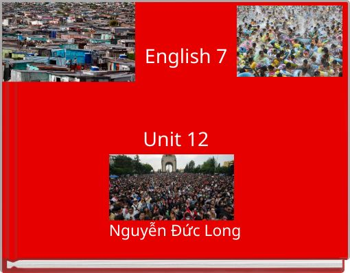 English 7Unit 12