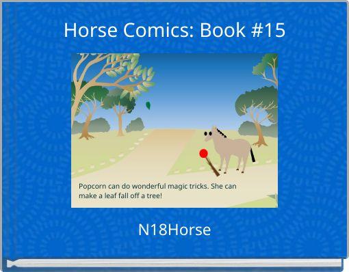 Horse Comics: Book #15