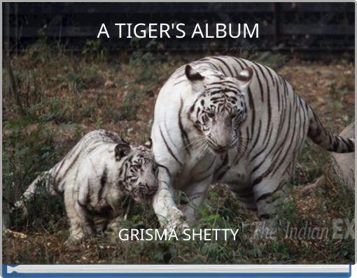 A TIGER'S ALBUM